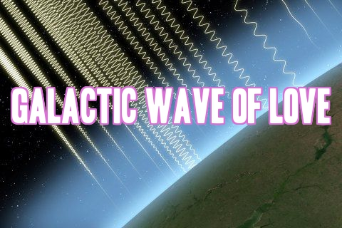 Galactic Wave of Love